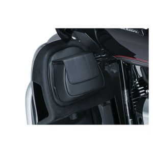 Kuryakyn Lower Fairing Door Pocket For Harley Touring 2014-2018