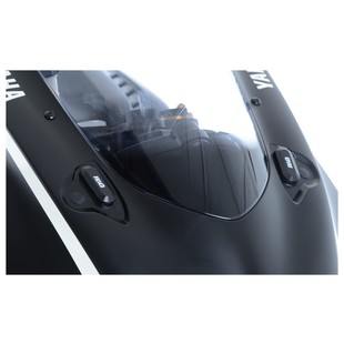 R&G Racing Mirror Blanking Plates Yamaha R6 2017