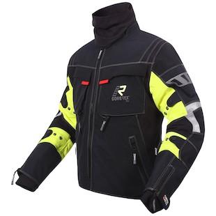 Rukka Armaxis Jacket Black/Yellow / 46 [Demo - Good]