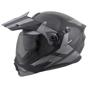Scorpion EXO-AT950 Neocon Helmet Silver / LG [Open Box]