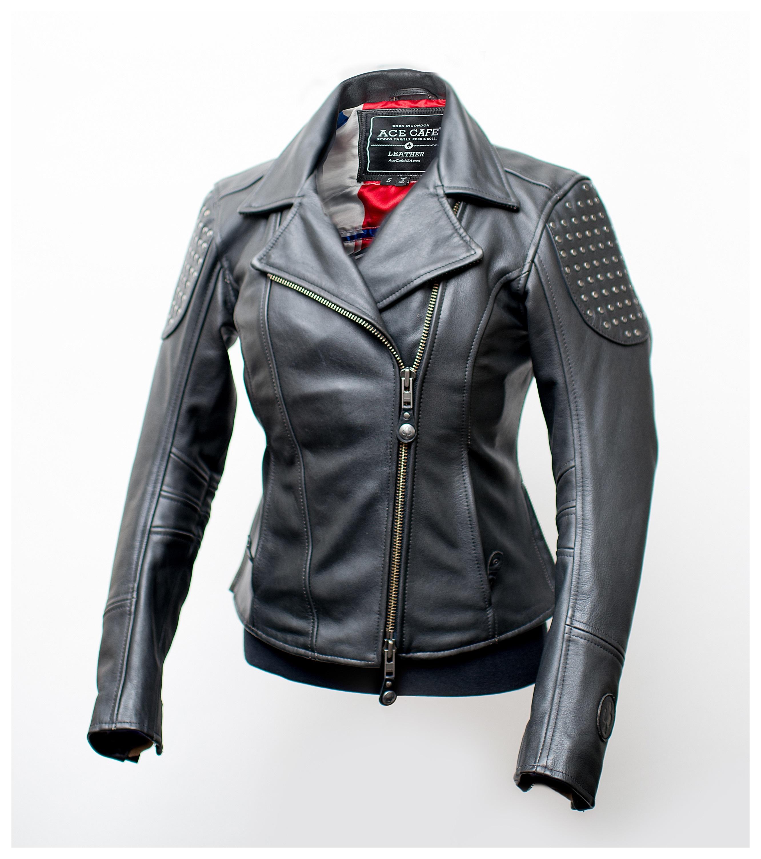 Ace Cafe Ton Up Women S Jacket Revzilla