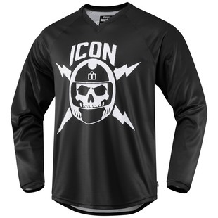 Icon Sellout Jersey (Color: Black / Size: 3XL)