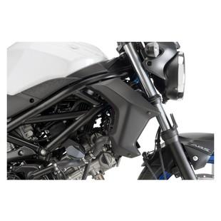 Puig Radiator Side Panels Suzuki SV650 2017