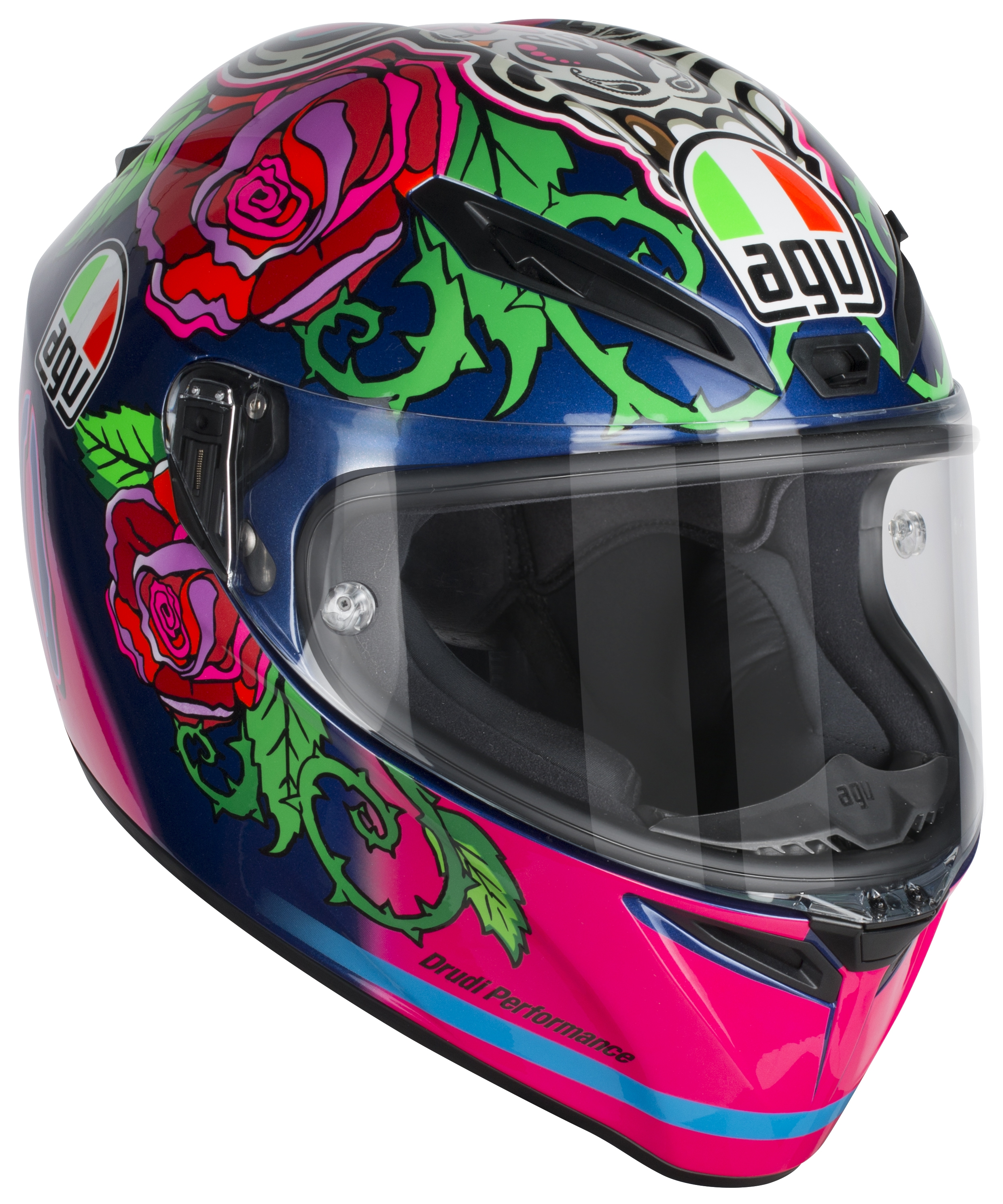AGV Horizon Racer Helmet - RevZilla
