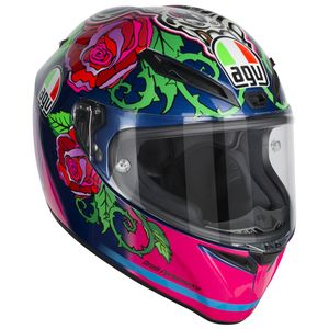AGV Veloce S Salom 2016 Helmet