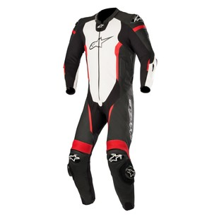 Alpinestars Missile Leather Motorcycle Race Suit for Tech-Air