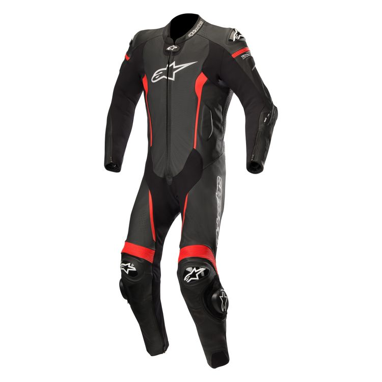 Alpine Motorcycle Gear >> Alpinestars Missile Race Suit For Tech Air Race - RevZilla