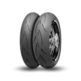 continental contiattack sm supermoto tires revzilla. Black Bedroom Furniture Sets. Home Design Ideas