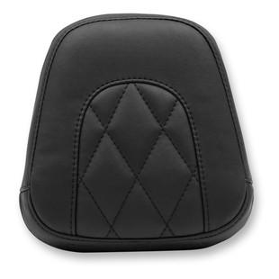 Mustang Passenger Backrest Pad For Harley Blackline / Slim 2011-2017