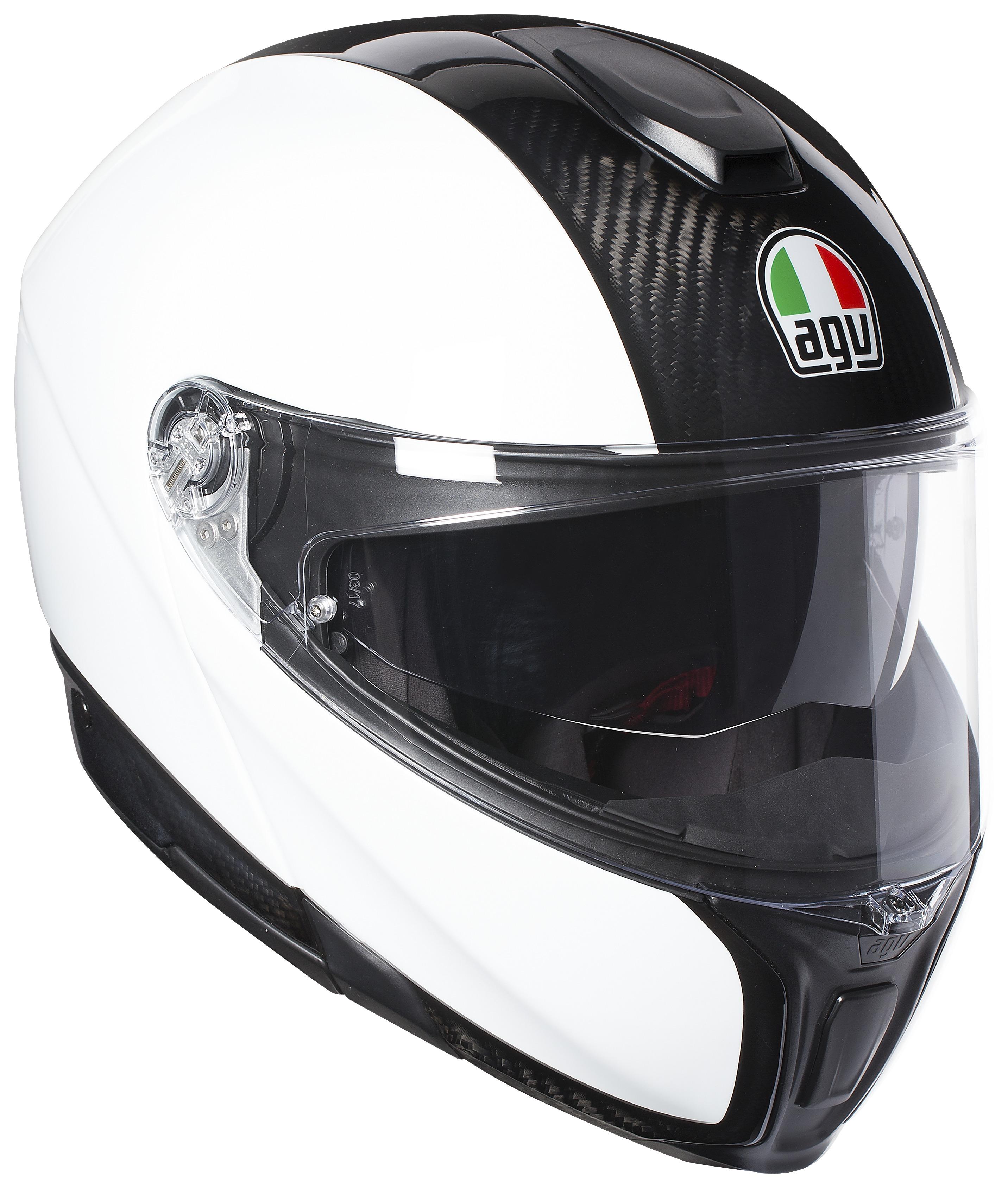 Agv Sportmodular Carbon Helmet Revzilla