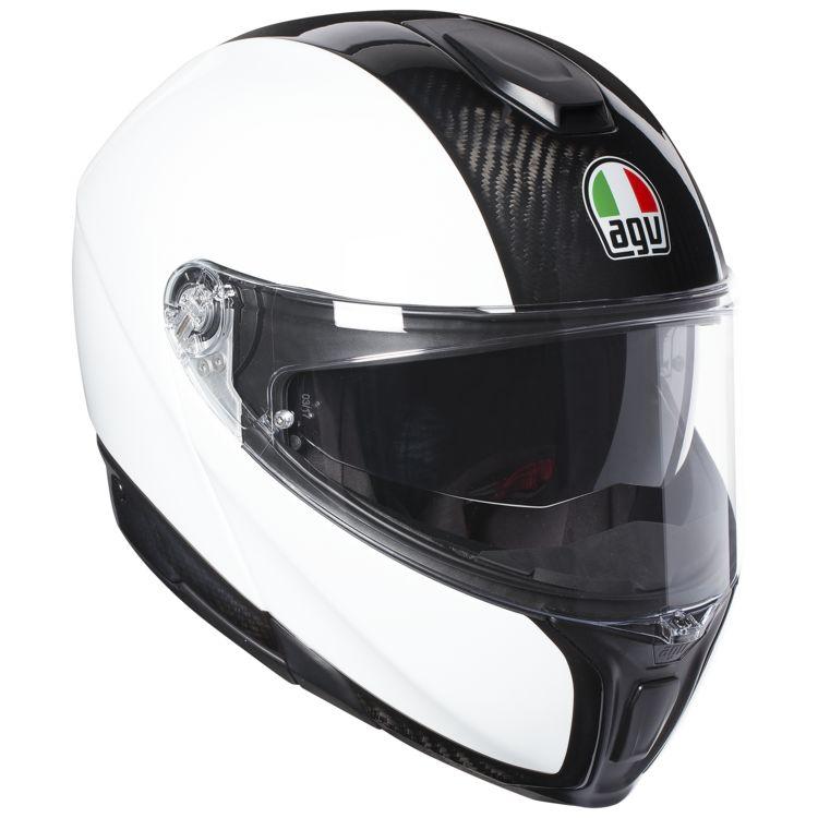AGV Sportmodular Carbon Helmet class=