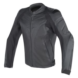 a63f6edcac499d Dainese Fighter Perforated Leather Jacket