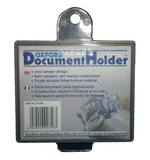 Oxford Document Holder