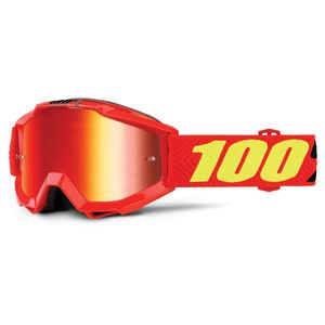 100% Youth Accuri Goggles - Mirrored Lens