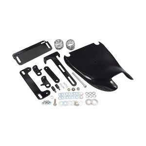 West Eagle Solo Seat Mounting Kit For Harley Dyna 1991-2005 [Previously Installed]