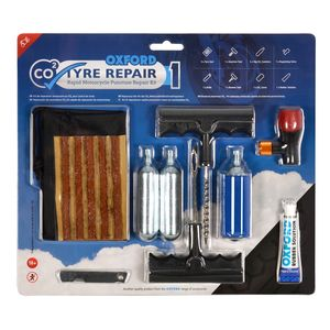 Oxford CO2 Tire Repair Kit