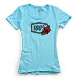 100% Rose Women's T-Shirt