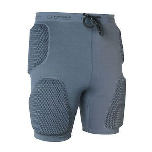 Forcefield 3-Layer Sport Armor Action Shorts  (2XL)