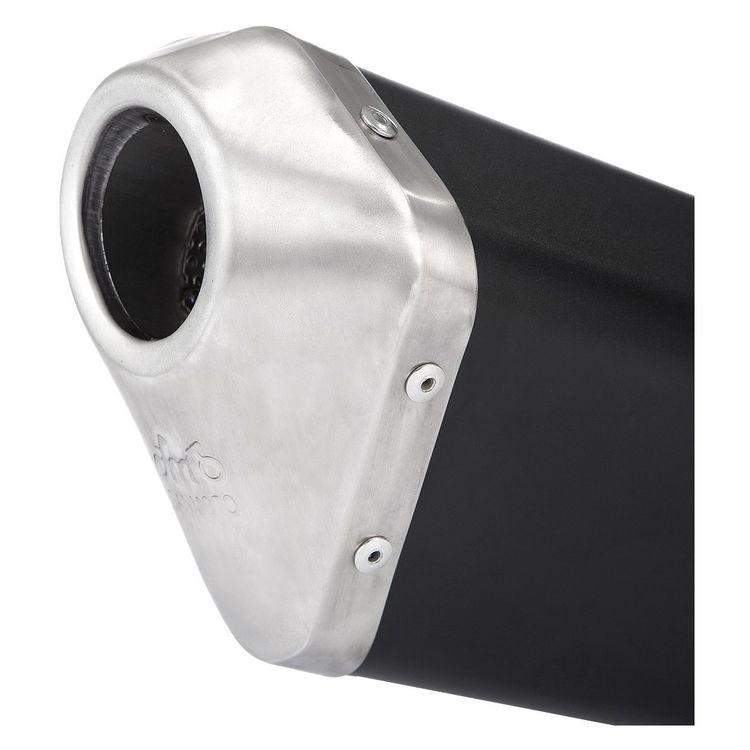 Stainless Steel/Black Aluminum