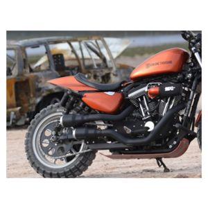 Saddlemen Eliminator Tracker Tail & Seat Kit For Harley Sportster 2004-2018