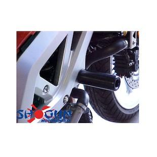 Shogun Frame Sliders Suzuki SV650 2003-2009 Black [Previously Installed]