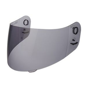 Icon Classic Face Shield Light Smoke [Previously Installed]