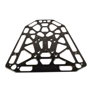 Powerstands Racing Universal Luggage Rack Black [Previously Installed]