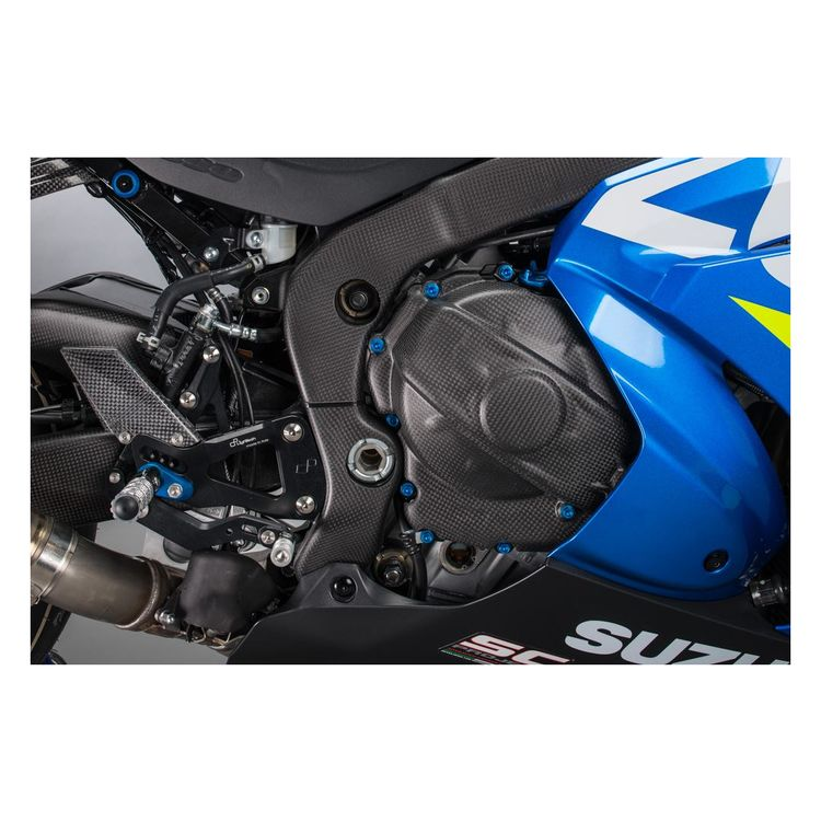 LighTech Carbon Fiber Stator Cover Suzuki GSXR1000 / R 2017-2018