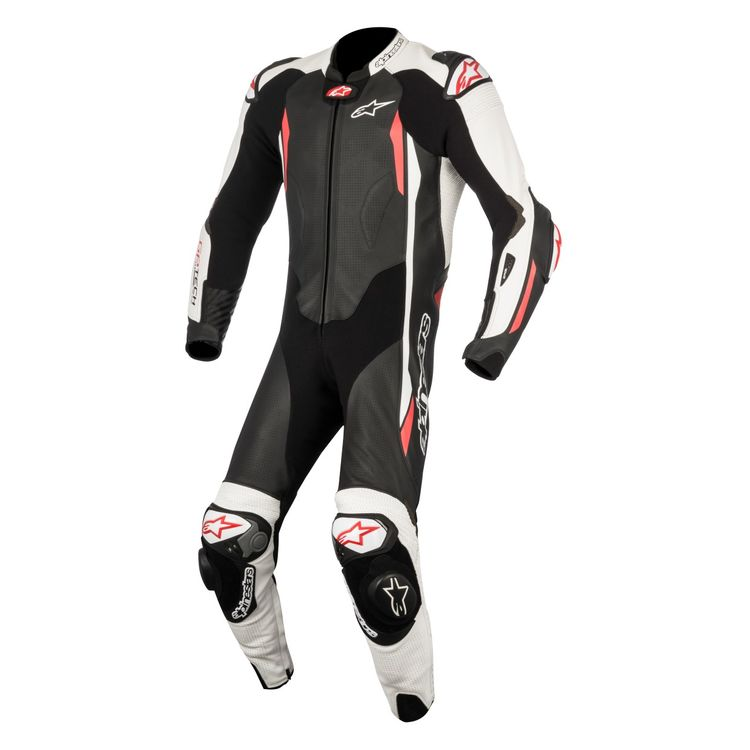 alpinestars gp tech v2 race suit for tech air race revzilla. Black Bedroom Furniture Sets. Home Design Ideas