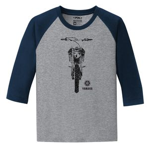 Factory Effex Yamaha Youth Baseball T-Shirt