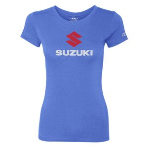 Factory Effex Suzuki Stack Women's T-Shirt