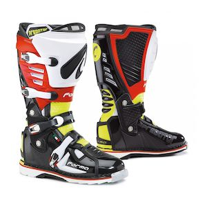 Forma Predator Boots Red/Hi-Viz Yellow / 45 [Open Box]