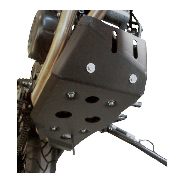 Moose Racing Skid Plate BMW F650GS / F700GS / F800GS Black [Previously Installed]