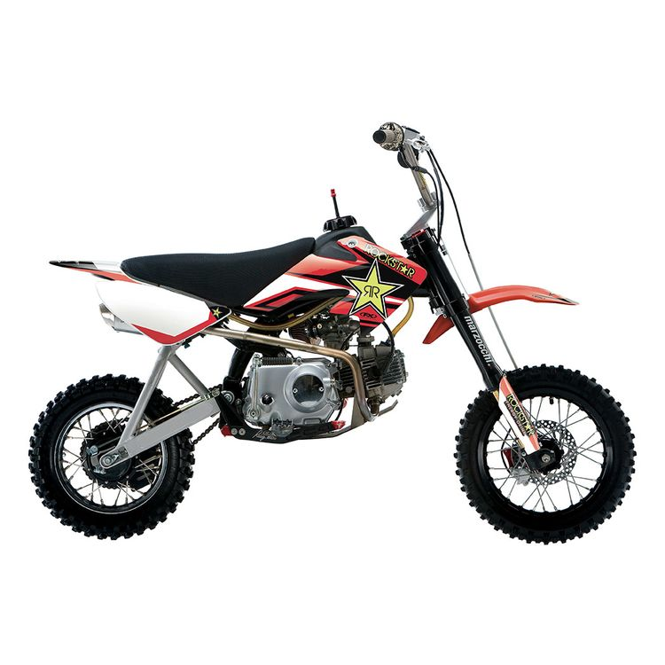 Factory Effex Complete Rockstar Graphics Kit Honda CRF50 2013-2018