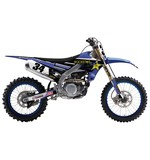 Factory Effex Complete Rockstar Graphics Kit Yamaha YZ250F / YZ450F 2014-2018