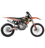 Factory Effex Complete Rockstar Graphics Kit KTM SX / SX-F / XC 125cc-450cc 2013-2014