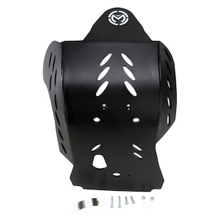 Moose Racing Pro Skid Plate Yamaha YZ450F 2006-2009 [Previously Installed]