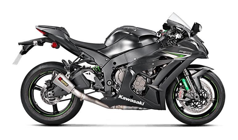 Exhaust Muffler Mid Link Pipe Tube Fits Kawasaki Ninja ZX10R 2016 2017 2018 mp