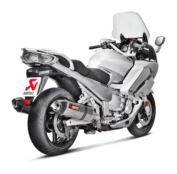 Akrapovic Slip On Exhaust Yamaha Fjr1300 2016 2019 10 148 69 Off Revzilla