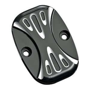 Arlen Ness Deep Cut Hydraulic Clutch Master Cylinder Cover For Harley Touring