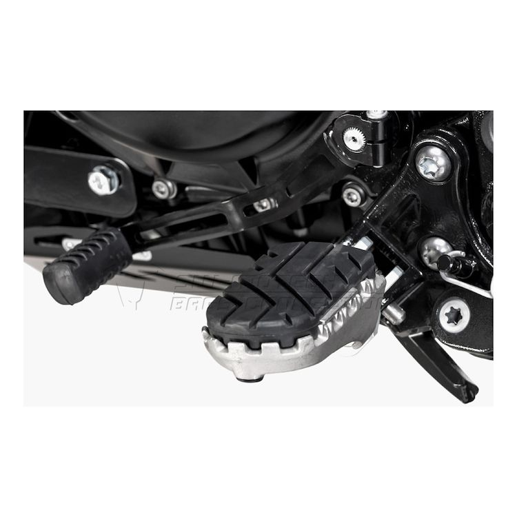 SW-MOTECH On-Road / Off-Road Footpegs BMW F700GS / F800GS 2008-2017 [Previously Installed]