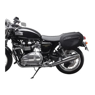 SW-MOTECH Blaze Saddlebag System Triumph Bonneville / Thruxton / T100 / SE 2003-2015 [Previously Installed]