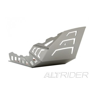 AltRider Skid Plate BMW G650GS 2008-2016 Silver [Previously Installed]