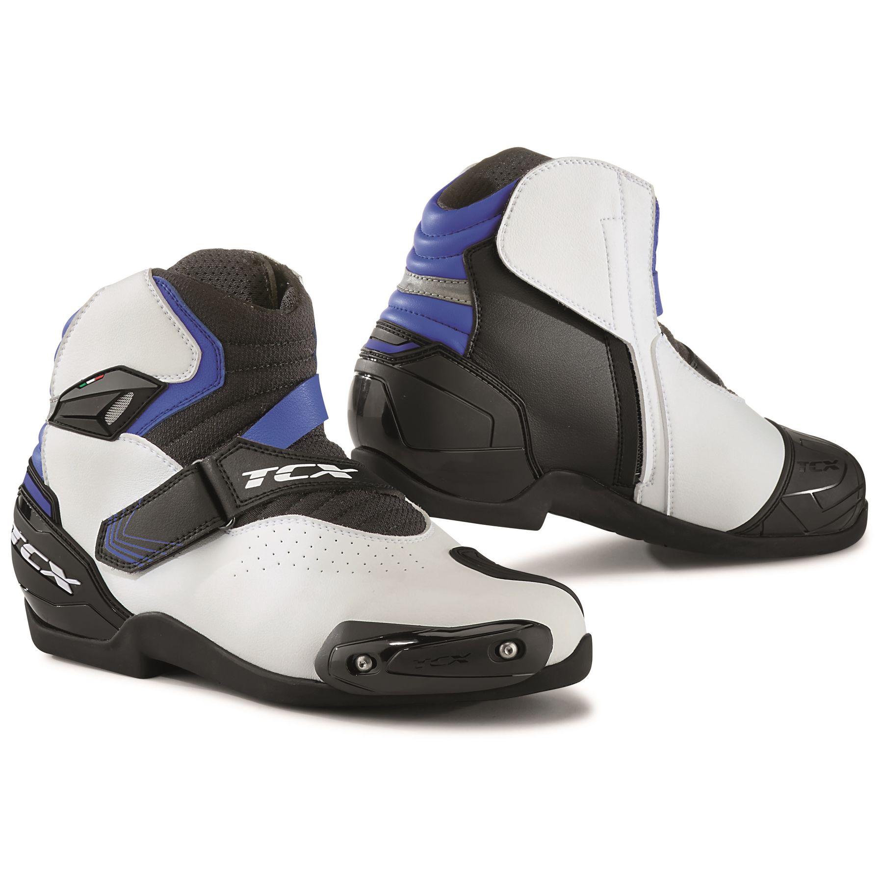 TCX SP Master Air Womens Street Boots Black 42 EUR//10 USA
