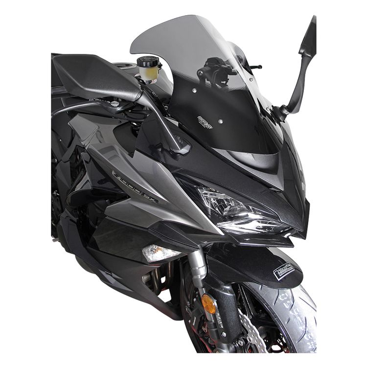 Mra Double Bubble Racing Windscreen Kawasaki Ninja 1000 2017 2019