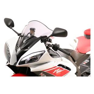 MRA Double-Bubble Racing Windscreen Yamaha R6 2008-2016