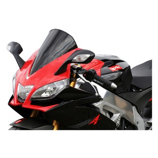 MRA Double-Bubble Racing Windscreen Aprilia RSV4 2009-2014