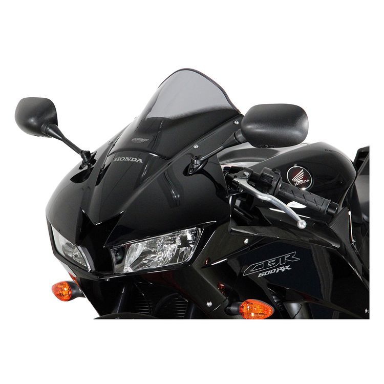 MRA Double-Bubble Racing Windscreen Honda CBR600RR 2013-2019