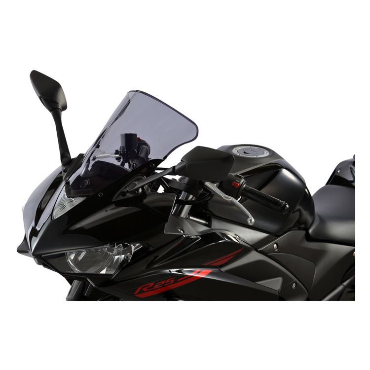 MRA Double-Bubble Racing Windscreen Yamaha R3 2015-2018