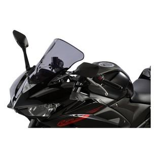 MRA Double-Bubble Racing Windscreen Yamaha R3 2015-2017